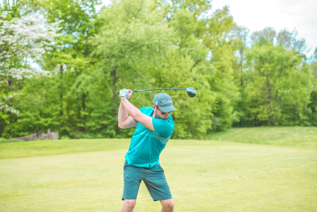 golf player - potigrafu - izvor de golf