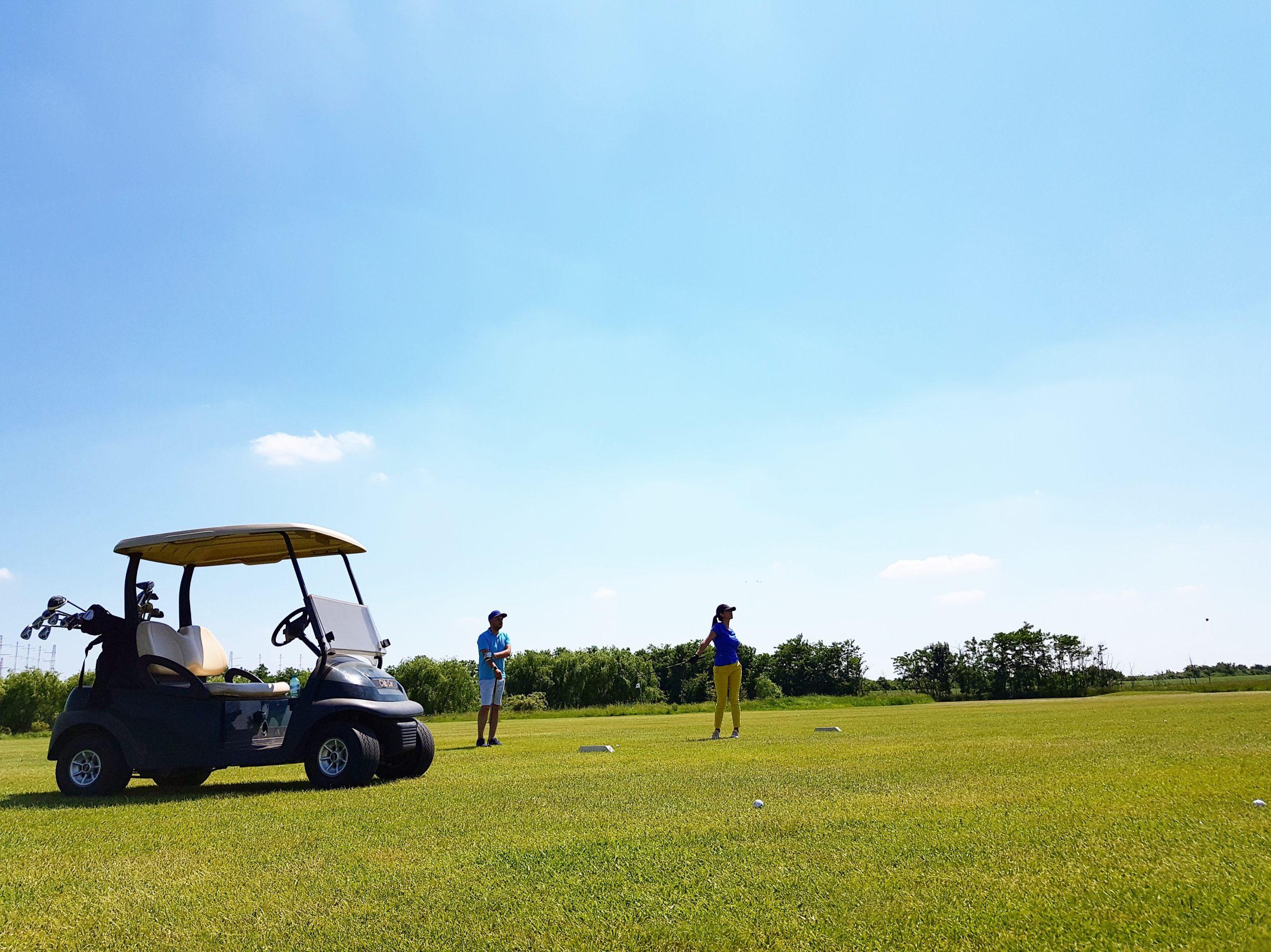 Izvor de golf-course