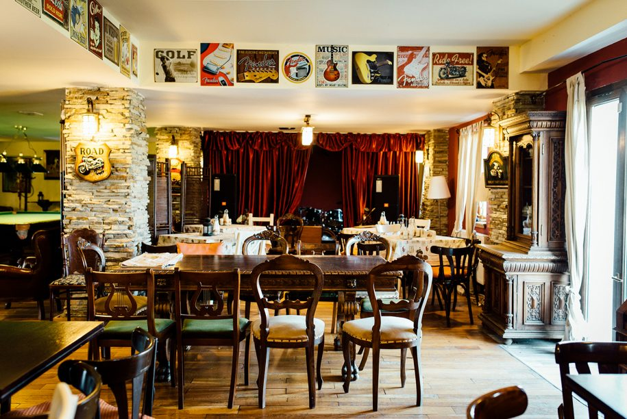 restaurant izvor de golf